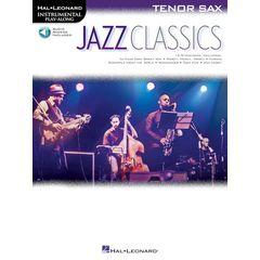 Hal Leonard Jazz Classics T-Sax