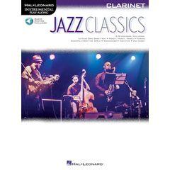 Hal Leonard Jazz Classics Clarinet