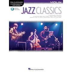 Hal Leonard Jazz Classics Violin
