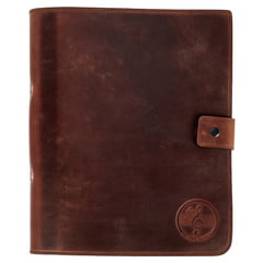 Handstatt Leather Folder Vintage Brown
