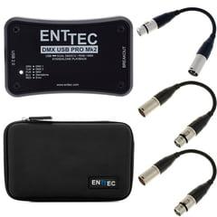 Enttec DMX USB Pro MK2 Int. Bundle