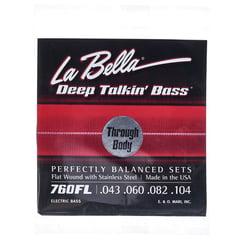 La Bella 760FL-TB Deep Talkin Bass