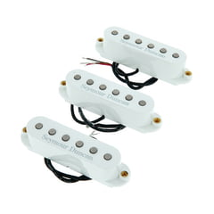 Seymour Duncan STK-4S White Pickup Set