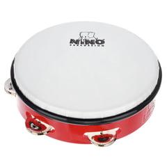 """Nino 8"""" ABS Tamburine Red"""