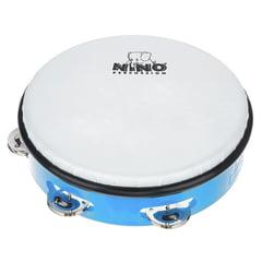 """Nino 8"""" ABS Tamburine Blue"""