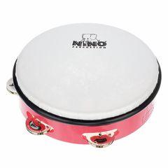 """Nino 8"""" ABS Tamburine Pink"""