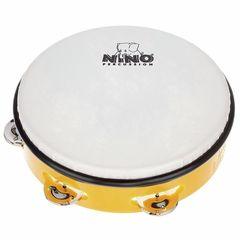 """Nino 8"""" ABS Tamburine Yellow"""