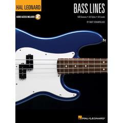 Hal Leonard Bass Lines