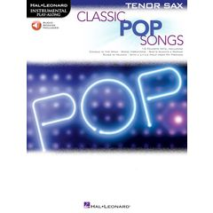 Hal Leonard Classic Pop Songs T-Sax