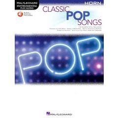 Hal Leonard Classic Pop Songs Horn