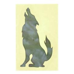Jockomo Wolf Sticker White Pearl