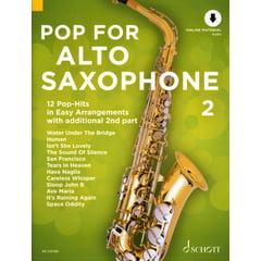 Schott Pop For A-Sax Vol.2
