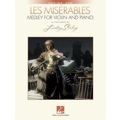 Hal Leonard L. Stirling Les Misérables
