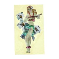 Jockomo Hula Girl Sticker