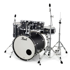 Pearl Decade Maple 6pc Satin Black
