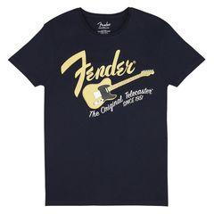 Fender T-Shirt Original Telecaster M