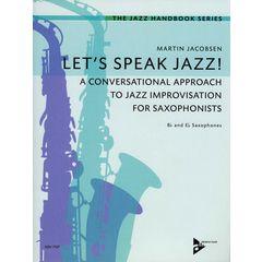 Advance Music Let's Speak Jazz! Sax