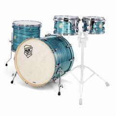 SJC Drums Providence 4-piece set TRQW