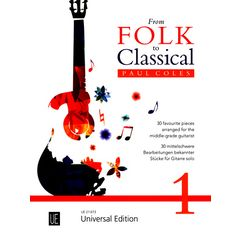 Universal Edition From Folk to Classical Vol.1