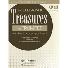 Hal Leonard Rubank Treasures for Trumpet