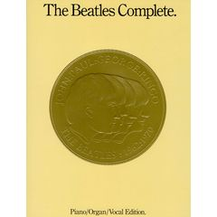 Hal Leonard The Beatles Complete Piano
