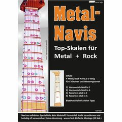 Bernd Jagla Metal & Rock Navis