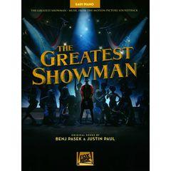 Hal Leonard The Greatest Showman Easy P.