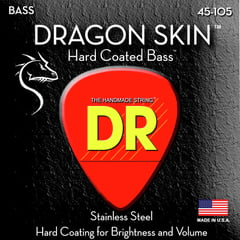 DR Strings DR Dragon Skin 4 045-105 M
