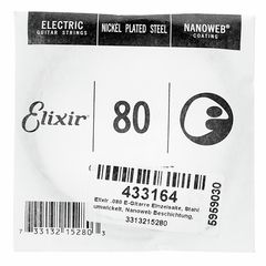 Elixir .080 Electric Guitar String