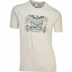 Ernie Ball T-Shirt Slinky Silver M
