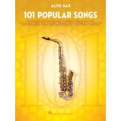 Hal Leonard 101 Popular Songs A-Sax