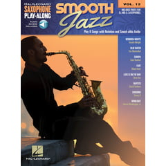 Hal Leonard Sax Play-Along Smooth Jazz