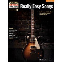 Hal Leonard Really Easy Songs Guitar