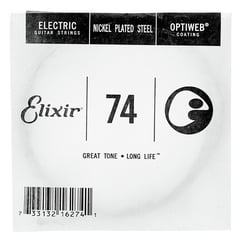 Elixir 0.74 Optiweb Electric Guitar