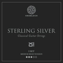 Knobloch Strings Pure Sterling S Carbon400SSC
