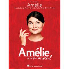 Hal Leonard Amélie: A New Musical Vocal