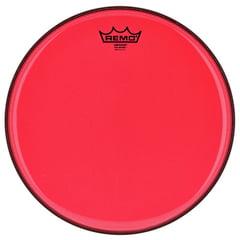 "Remo 13"" Emperor Colortone Red"