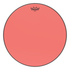 "Remo 18"" Emperor Colortone Red"