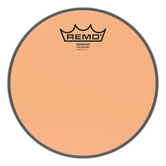 "Remo 08"" Emperor Colortone Orange"