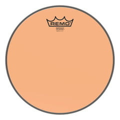 "Remo 10"" Emperor Colortone Orange"