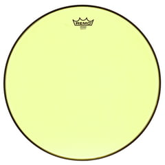 "Remo 18"" Emperor Colortone Yellow"