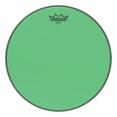 """Remo 14"""" Emperor Colortone Green"""