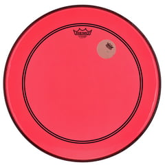 "Remo 20"" P3 Colortone Batter Red"