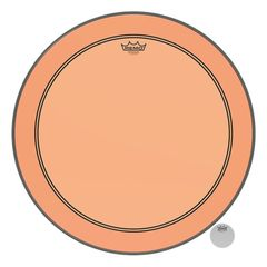 "Remo 24"" P3 Colortone Batter Orange"