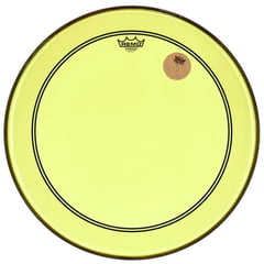 "Remo 22"" P3 Colortone Batter Yellow"