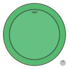 """Remo 26"""" P3 Colortone Batter Green"""