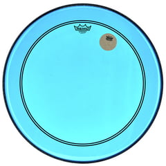 "Remo 22"" P3 Colortone Batter Blue"