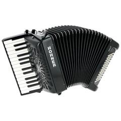 Hohner Bravo II 60 Black silent key