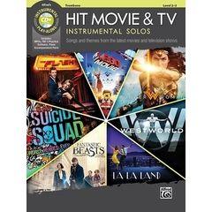 Alfred Music Publishing Hit Movie & TV Solos Trombone