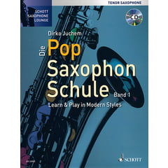 Schott Pop Saxophone Schule 1 T-Sax